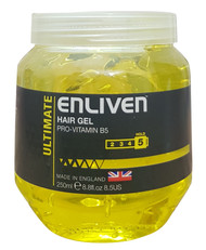 Enliven Hair Gel ( Ultimate  ) 250 ml Buy online  on saloni.pk