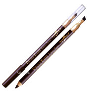 Diana Double Ended Eyebrow Pencil 02 Brown Front
