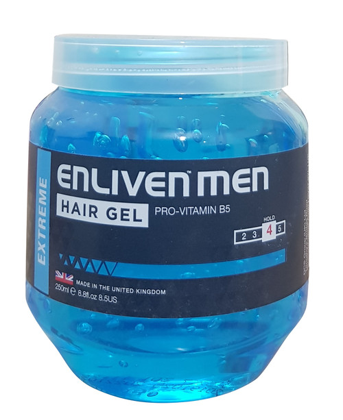 Enliven Hair Gel ( Extreme ) 250 ml Buy online in pakistan on saloni.pk