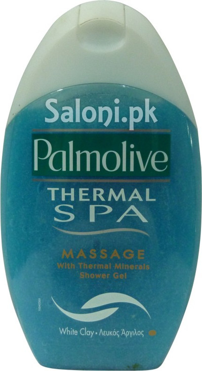 Palmolive Thermal SPA Minerals Massage Shower Gel (Front)
