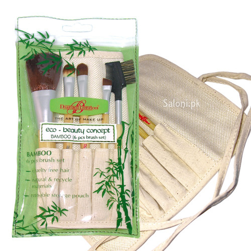 Diana Cosmetic Brush Pouch