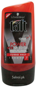 Schwarzkopf Taft Power v12 Speed Gel Front