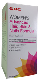 GNC Women's Hair, Skin & Nails Formula buy online product in pakistan