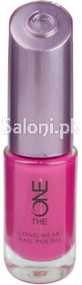 Oriflame The One Long Wear Nail Polish Night Orchid Front