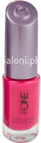 Oriflame The One Long Wear Nail Polish Fuchsia Allure Front