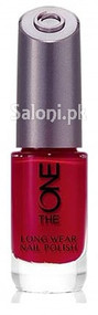 Oriflame The One Long Wear Nail Polish London Red Front