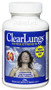 GNC Clear Lungs Extra Strength 60 Vegetarian Capsules