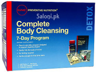 GNC Preventive Nutrition Complete Body Cleansing 7-Day Program