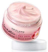 Oriflame Love Nature Night Cream Wild Rose