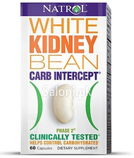 Natrol White Kidney Bean Carb Intercept Phase 2