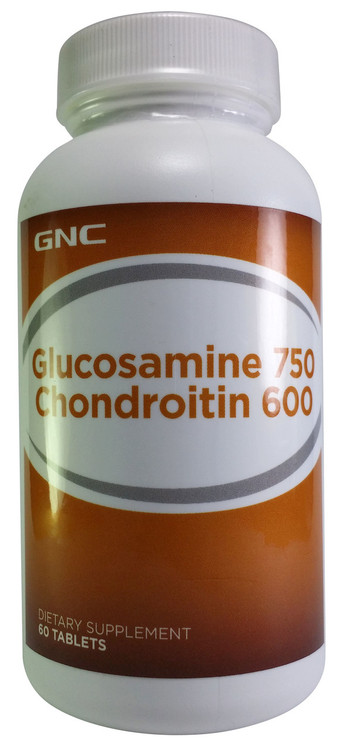 GNC Glucosamine Chondroitin 60 Caplets buy online in pakistan