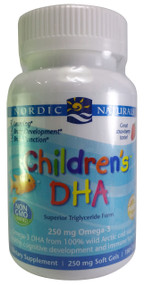 GNC Nordic Naturals Children's DHA - Strawberry