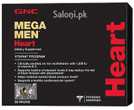 GNC Mega Men Heart