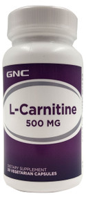 GNC L-Carnitine 500 MG 30 Capsules Buy online in Pakistan on Saloni.pk