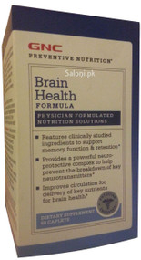 GNC Preventive Nutrition Brain Health Formula Front