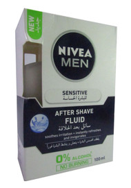 Nivea Men Skin Energy After Shave Fluid 100 ML