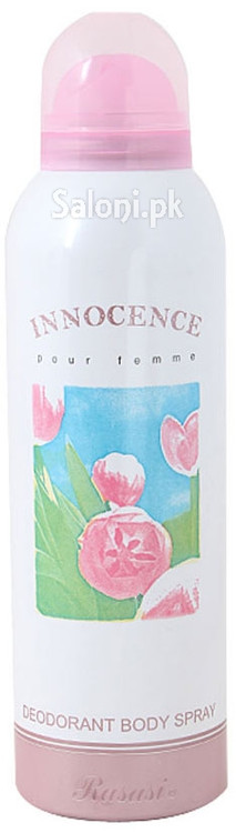 Rasasi Innocence Pure Femme Deodorant Body Spray