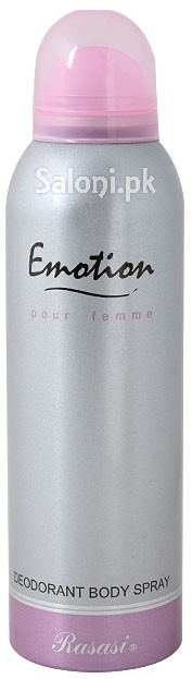 Rasasi Emotion Pour Femme Deodorant Body Spray