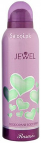Rasasi Jewel Deodorant Body Spray