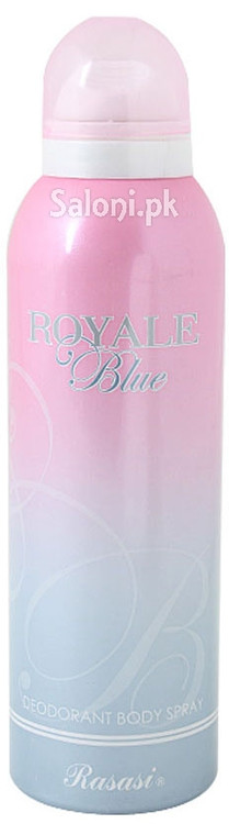 Rasasi Royale Blue Deodorant Body Spray