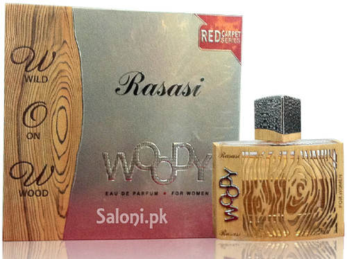 Rasasi Woody For Women Eau De Parfum