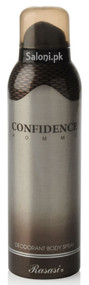 Rasasi Confidence Deodorant Body Spray for Men