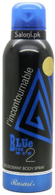 Rasasi L'incontournable Blue2 for Men Deodorant Body Spray