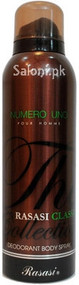Rasasi Classic Numero Uno Deodorant Body Spray for Men