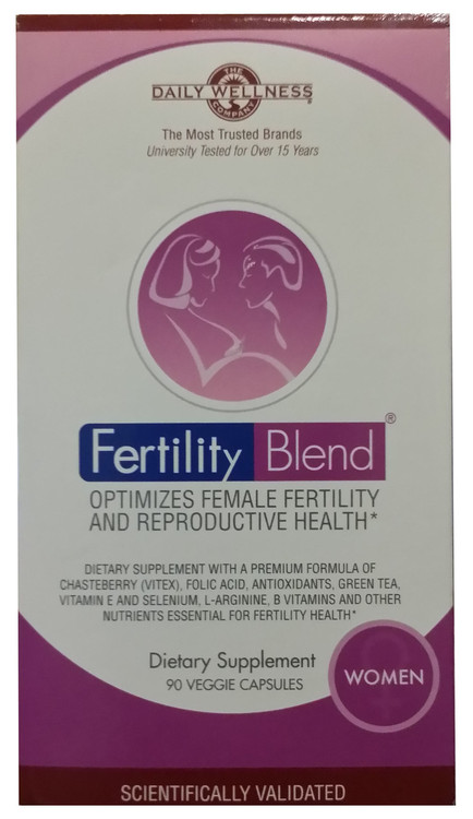 GNC Daily Wellness Company Fertility Blend For Women buy online product in pakistan