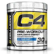 GNC Cellucor C4 - Ice Blue Razz