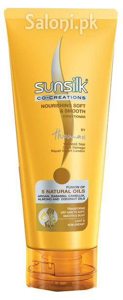 Sunsilk Co-Creations Nourishing Soft & Smooth Conditioner