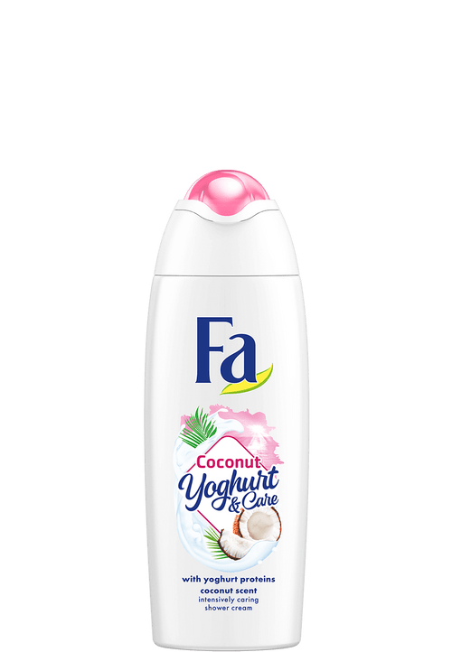 Fa Coconut Yoghurt Shower Cream 250 ML. Lowest price on Saloni.pk