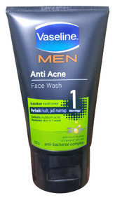 Vaseline Men Anti Acne Face Wash 100g buy online in pakistan