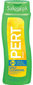 Pert Plus Daily Cleansing 3-in-1 Shampoo & Conditioner Plus Body Wash
