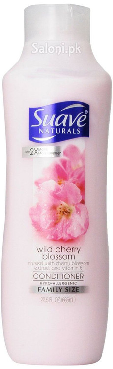 Suave Wild Cherry Blossom Conditioner