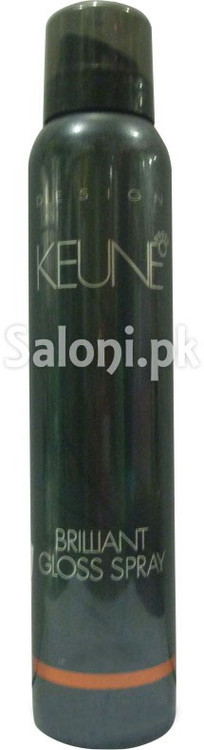 Keune Brilliant Gloss Spray (Front)