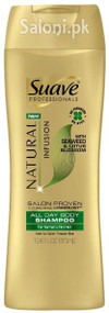 Suave Professionals Natural Infusion Seaweed All Day Body Shampoo