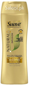 Suave Professionals Natural Infusion Awapuhi Anti-Breakage Shampoo