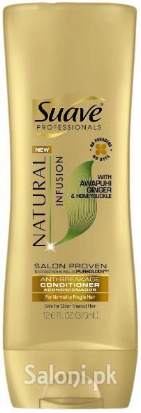 Suave Professionals Natural Infusion Awapuhi Anti-Breakage Conditioner