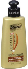 Suave Professionals Keratin Infusion Heat Defense Leave-In Conditioner