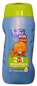 Suave Coconut Smoothers 2-in-1 Shampoo & Conditioner