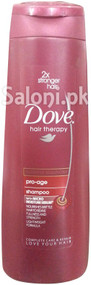 Dove Hair Therapy Pro-age Shampoo (Front)