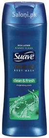 Suave Men Clean & Fresh Body Wash