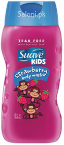 Suave Kids Strawberry Body Wash
