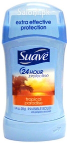 Suave Tropical Paradise Invisible Solid Anti-Perspirant Deodorant