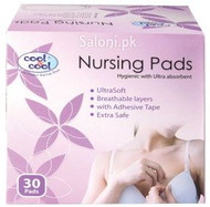 Cool & Cool Nursing Pads Hygienic With Ultra Absorbent
