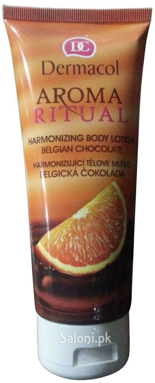 Dermacol Aroma Ritual Harmonizing Body Lotion Front