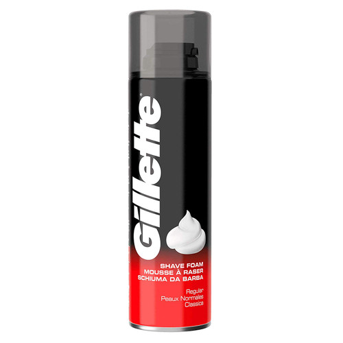 { Clearance } Gillette Shave Foam Mousse A Raser 200 ML