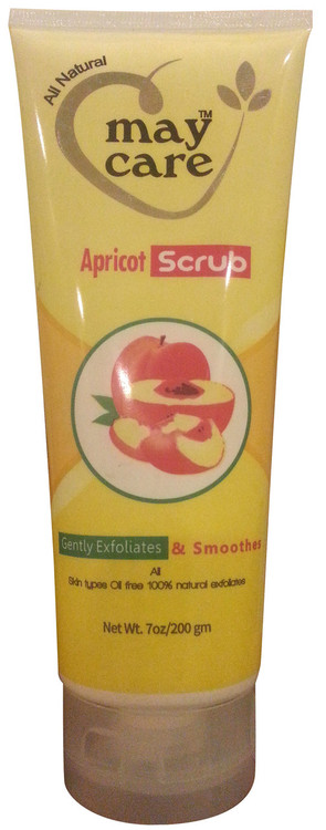 May Care Apricot Scrub Front