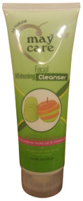 May Care Facial Whitening Cleanser Front